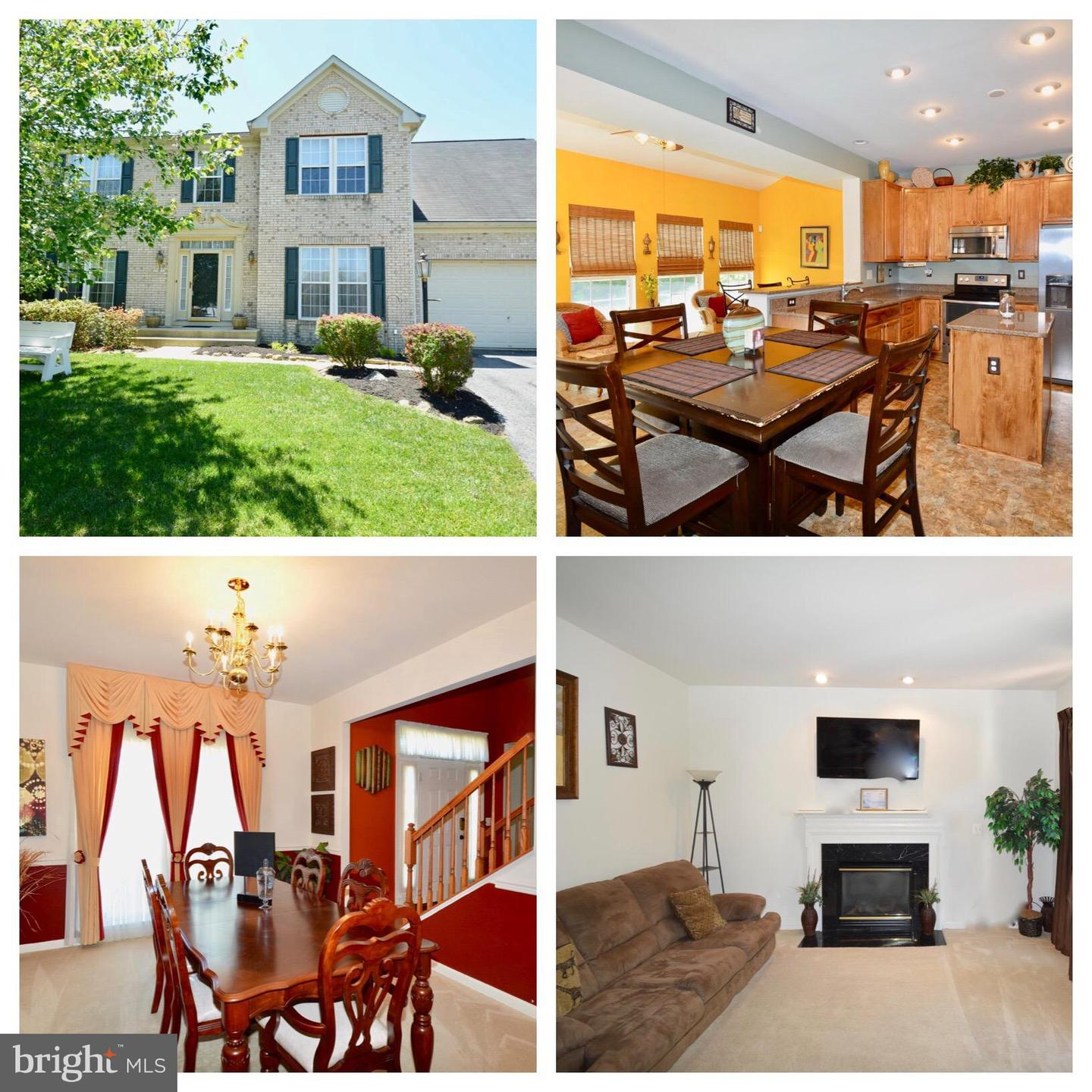 Single Family for Sale at 9647 Bergamont Ct Waldorf, Maryland 20603 United States