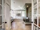 Owner's suite spa bath - 4412 WALSH ST, CHEVY CHASE