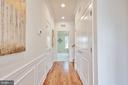 Upper Level Hallway - 3965 OAK ST, FAIRFAX