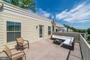 Lots to Enjoy  on Your Rooftop Terrace - 3965 OAK ST, FAIRFAX