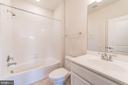 Full Bath on First Level - 3965 OAK ST, FAIRFAX