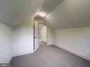 Third level study / office space - 4412 WALSH ST, CHEVY CHASE