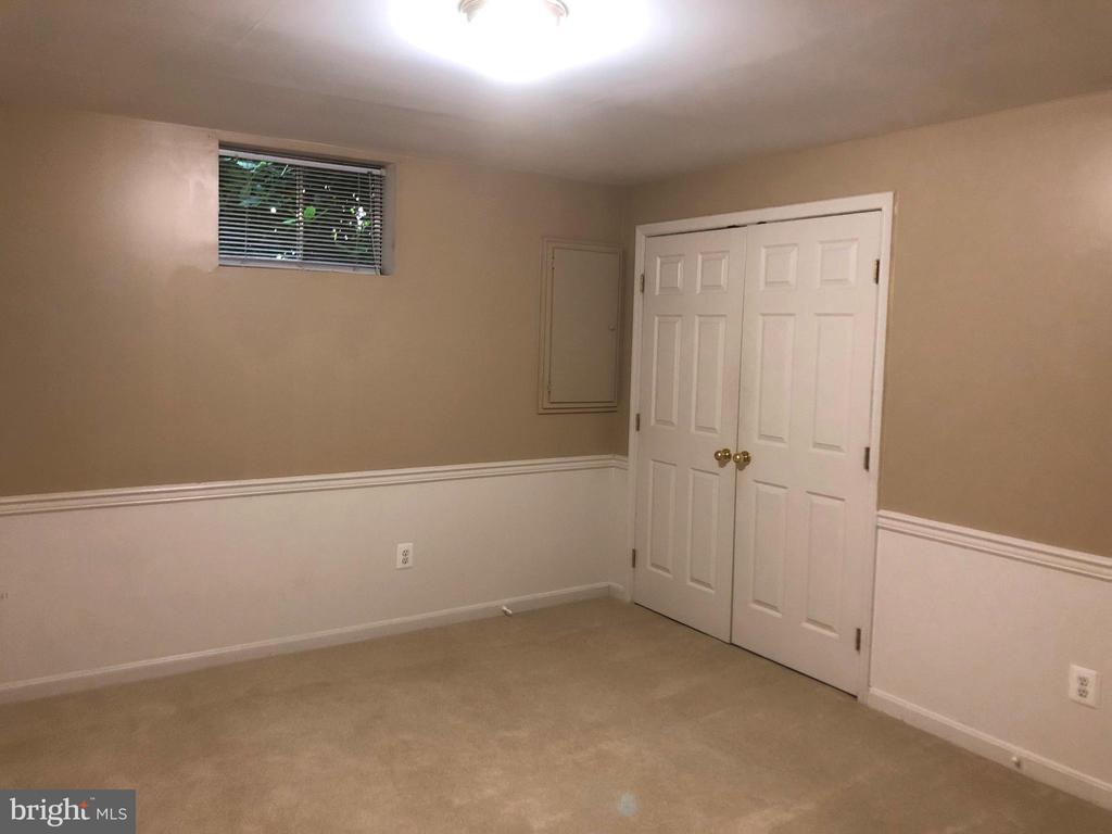 Basement NTC Bedroom - 16639 CAXTON PL, DUMFRIES