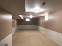 Basement Rec Room - 16639 CAXTON PL, DUMFRIES