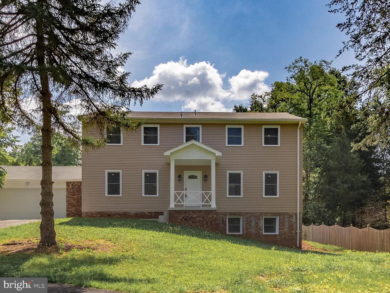 Single Family for Sale at 9741 Brentsville Rd Manassas, Virginia 20112 United States