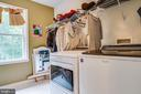 Upper Level Laundry Room - 36 BETHANY WAY, FREDERICKSBURG