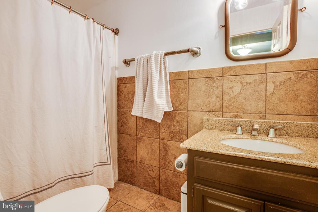 Lower Level Full Bath - 36 BETHANY WAY, FREDERICKSBURG