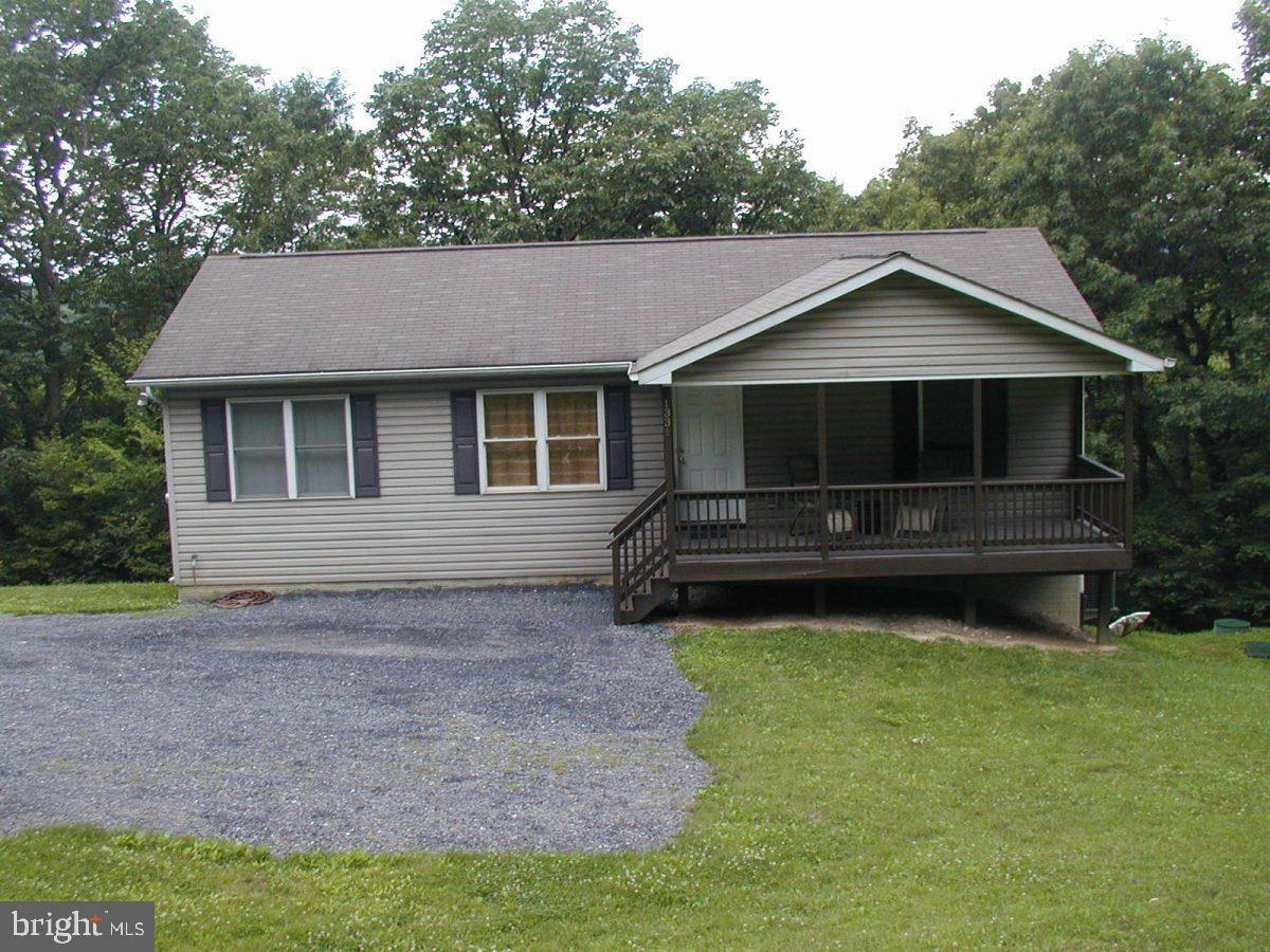 Single Family for Sale at 1331 Drummer Hill Rd Front Royal, Virginia 22630 United States