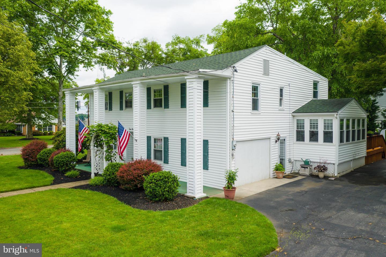 single family homes для того Продажа на Delanco, Нью-Джерси 08075 Соединенные Штаты