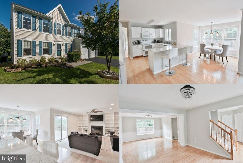Single Family for Sale at 17390 Arrowood Pl Round Hill, Virginia 20141 United States