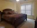 Bedrooms are supersized!! - 1850 BRENTHILL WAY, VIENNA