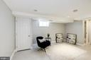 The lower level is an empty canvas - 3463 23RD ST SE, WASHINGTON