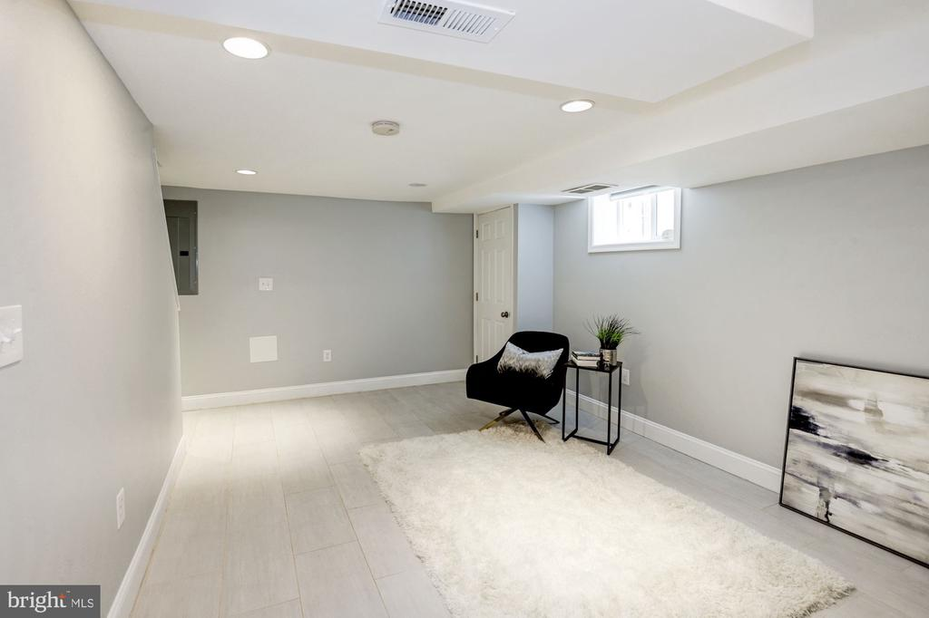 A man cave, or a family room - 3463 23RD ST SE, WASHINGTON
