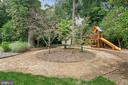 Play Area - Backyard - 11304 HUNTOVER DR, NORTH BETHESDA