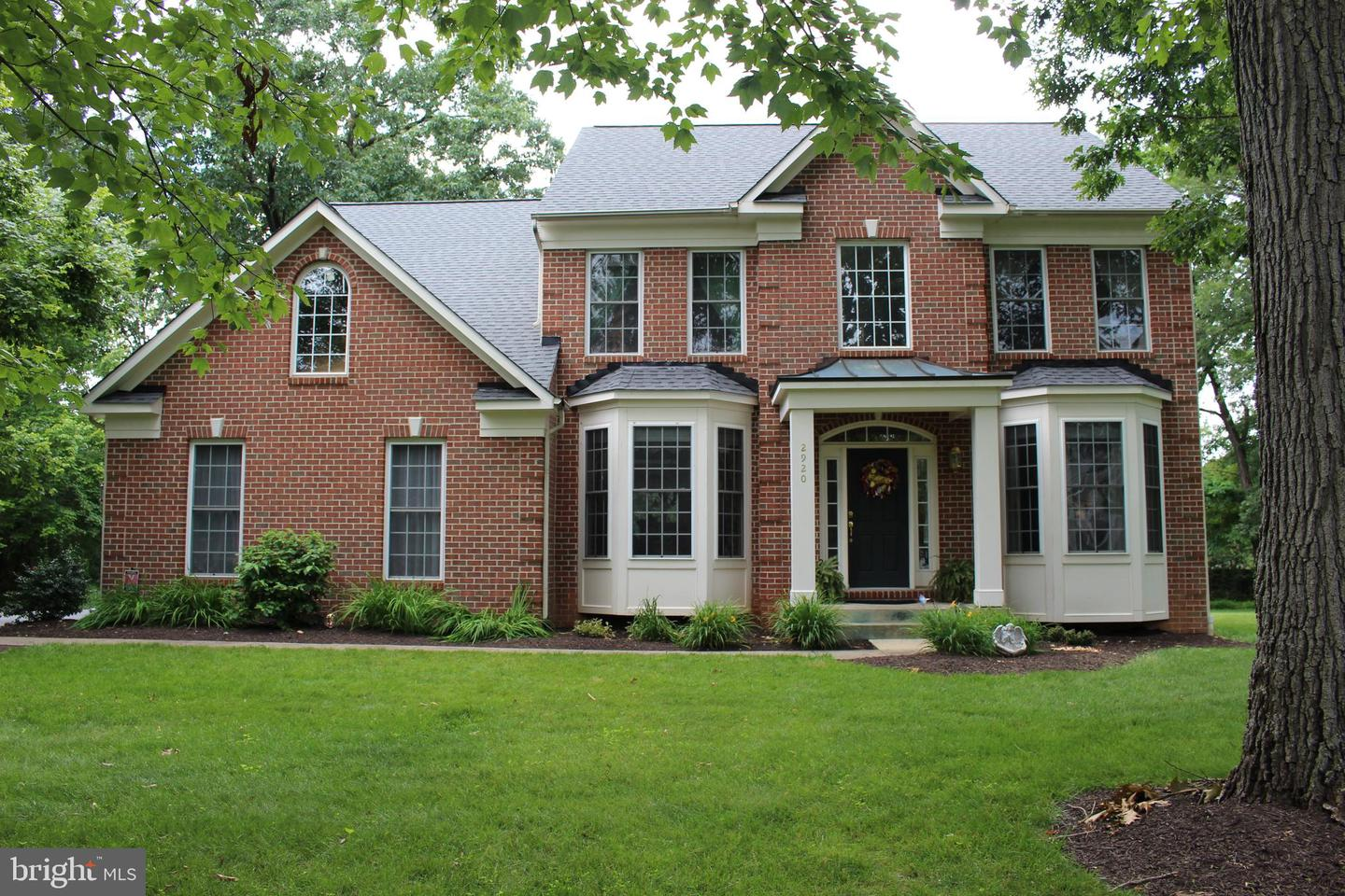 Single Family for Sale at 2920 New Rover Rd West Friendship, Maryland 21794 United States