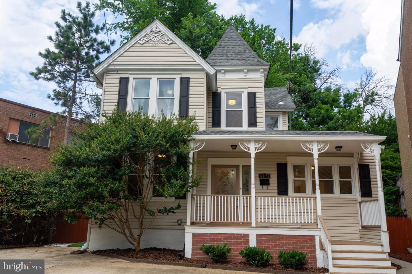 Single Family for Sale at 4451 Macarthur Blvd NW Washington, District Of Columbia 20007 United States
