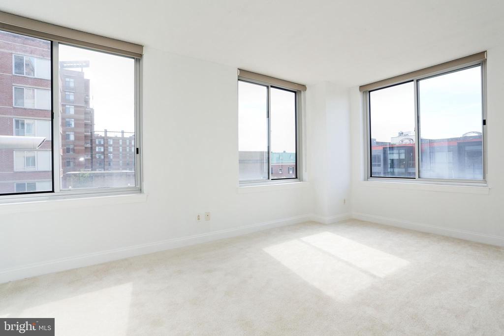 Master Bedroom - 1020 N HIGHLAND ST #524, ARLINGTON