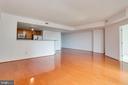 Living / Dining Room - 1020 N HIGHLAND ST #524, ARLINGTON
