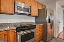 Kitchen Details - Stainless Steel Appliances - 1020 N HIGHLAND ST #524, ARLINGTON