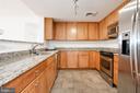 Kitchen - Granite Countertops - 1020 N HIGHLAND ST #524, ARLINGTON