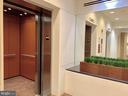 Two Elevators on Each Floor - 715 6TH ST NW #205, WASHINGTON