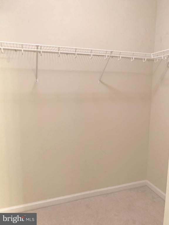 Huge Walk-in Closets on Each bedrooms - 715 6TH ST NW #205, WASHINGTON