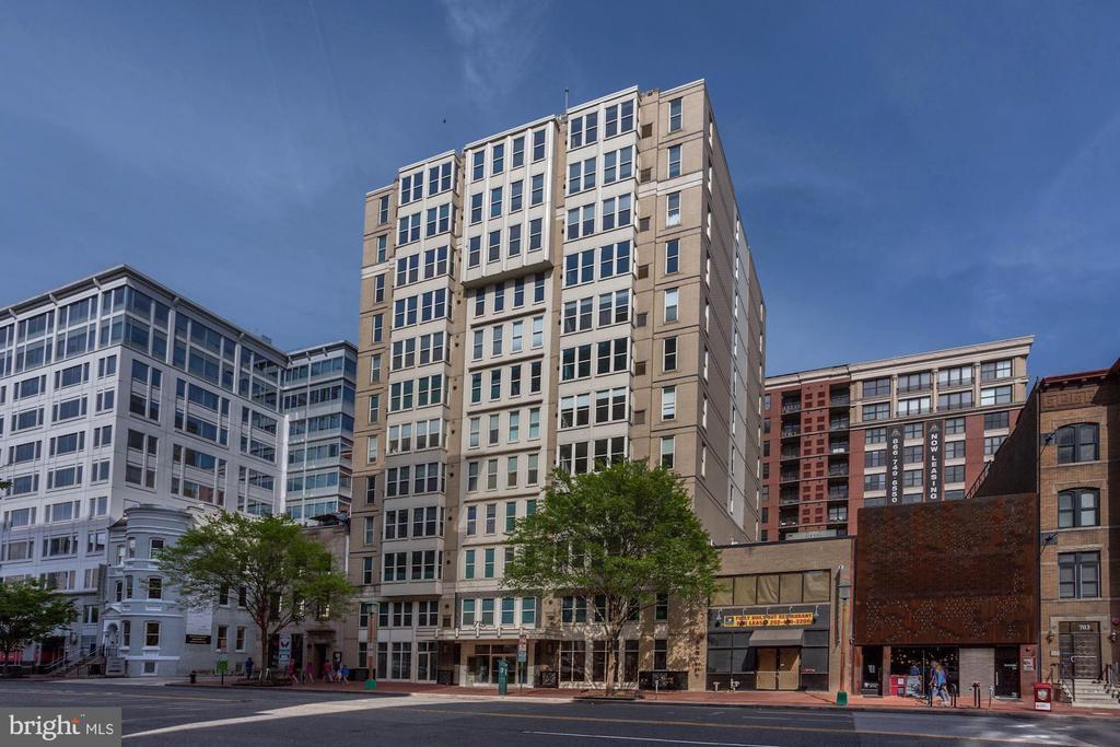 Welcome to the Cosmopolitan Condominium Unit #205! - 715 6TH ST NW #205, WASHINGTON