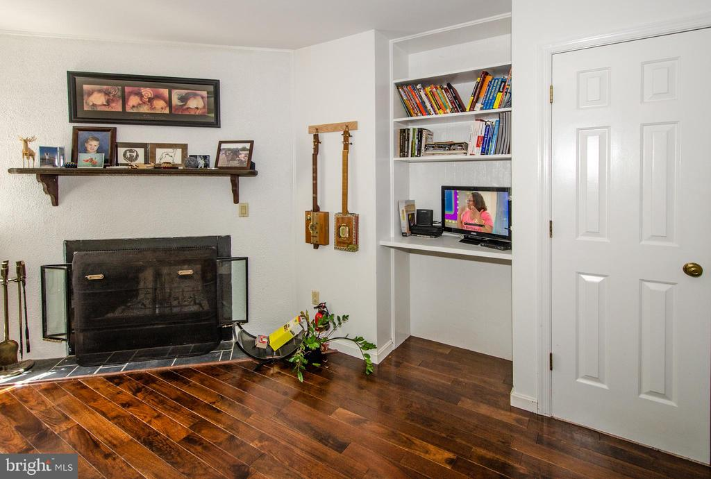 Fireplace in Bedroom #5 - 20659 FURR RD, ROUND HILL
