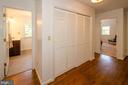 Upper Level laundry closet - 20659 FURR RD, ROUND HILL
