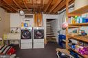 Fantastic storage area - 20659 FURR RD, ROUND HILL