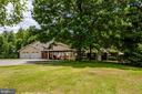 Very private property - 20659 FURR RD, ROUND HILL