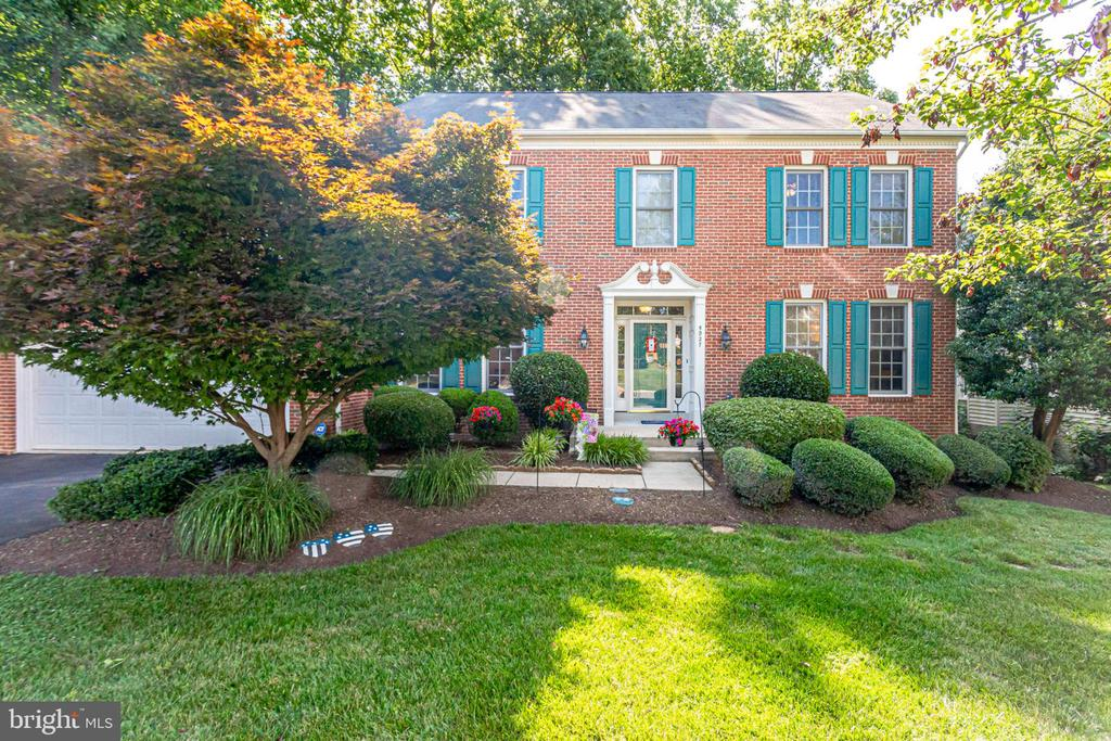 One of Fairfax 5 Bedroom Homes for Sale at 5027  WHISPER WILLOW DRIVE