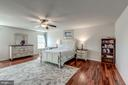 Master BR - 25273 DOOLITTLE LN, CHANTILLY