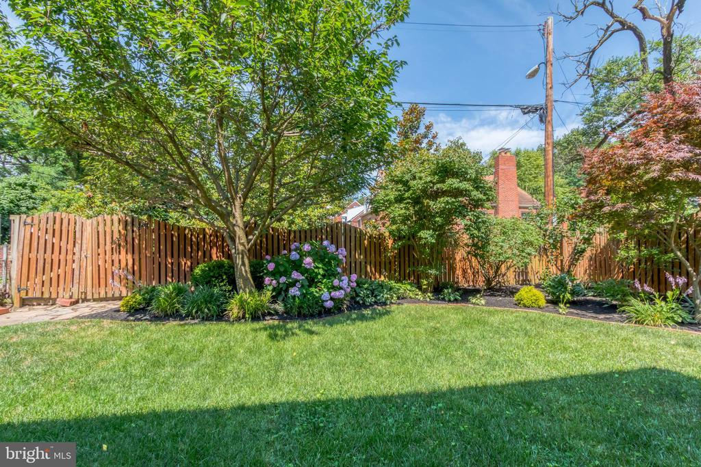 Spend the day relaxing in the shade... - 3922 20TH ST NE, WASHINGTON