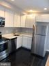New gourmet kit w/ new  white cabinets & faucet - 4402 KANE PL NE, WASHINGTON