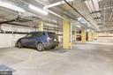 Large assigned covered parking space #29 - 2301 CHAMPLAIN ST NW #305, WASHINGTON
