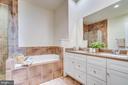 Master Bathroom with Soaking Tub - 800 3RD ST SE, WASHINGTON