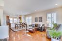 Wood Floors Throughout - 800 3RD ST SE, WASHINGTON
