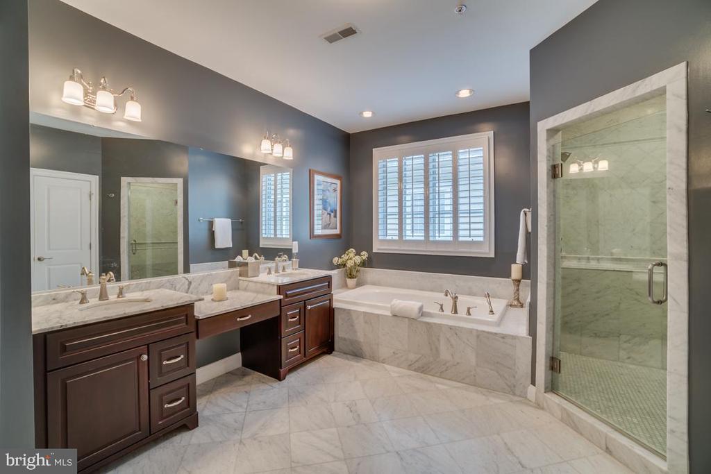 Master Bathroom - 5623 JOHNSON AVE, BETHESDA