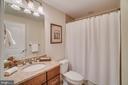 Basement Bathroom - 5623 JOHNSON AVE, BETHESDA