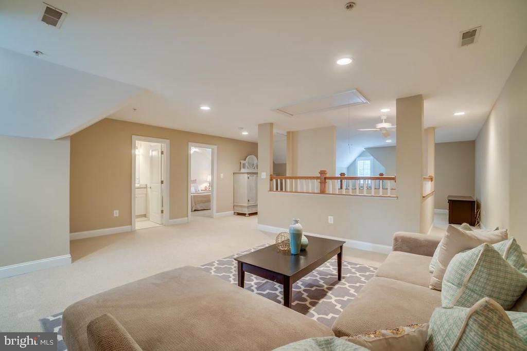 Fourth Four Living Area - 5623 JOHNSON AVE, BETHESDA