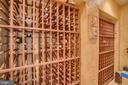 Wine Storage - 5623 JOHNSON AVE, BETHESDA