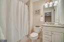 Fourth Floor Bathroom - 5623 JOHNSON AVE, BETHESDA