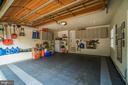 Two Car Garage - 5623 JOHNSON AVE, BETHESDA