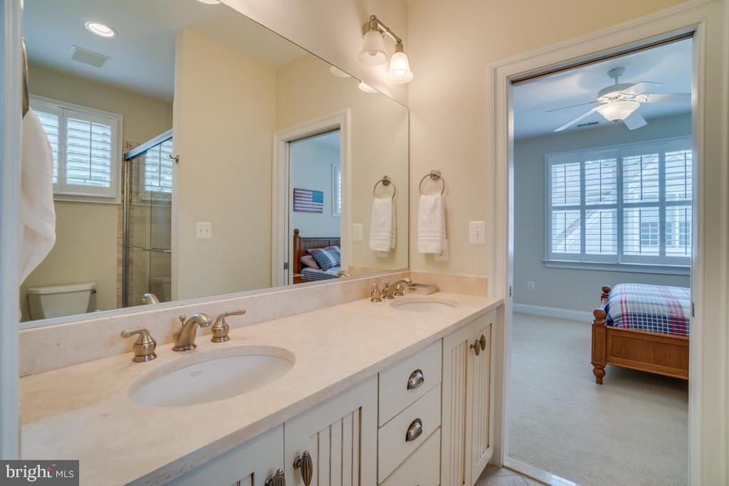 Jack & Jill Bathroom - 5623 JOHNSON AVE, BETHESDA