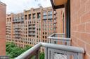 View towards courtyard - 631 D ST NW #835, WASHINGTON