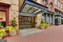 Building entrance - 631 D ST NW #835, WASHINGTON