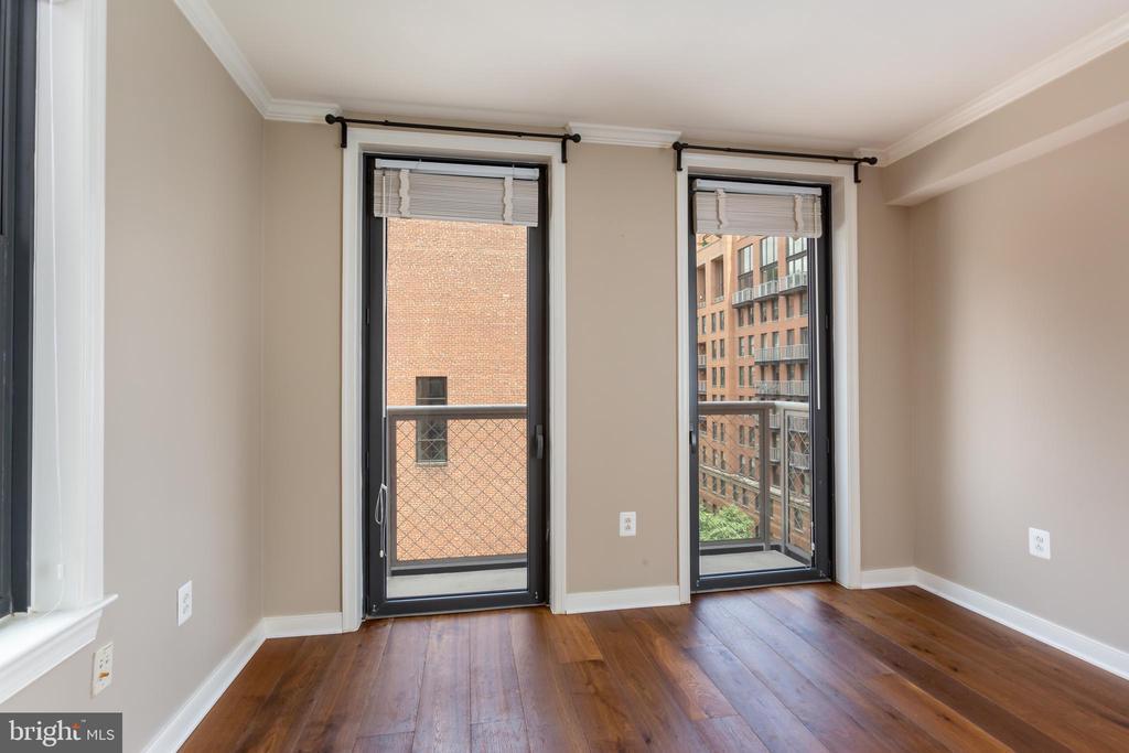 Two balconies - 631 D ST NW #835, WASHINGTON
