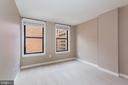 Bedroom, new carpeting - 631 D ST NW #835, WASHINGTON