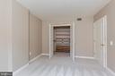 Bedroom - 631 D ST NW #835, WASHINGTON
